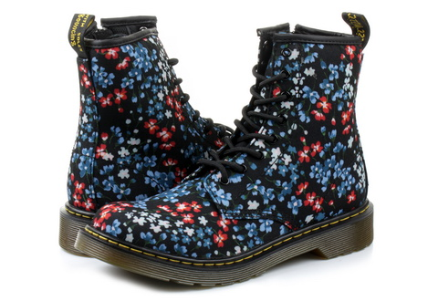 Dr Martens Buty Zimowe Delaney Kf - Youth Lace Boot