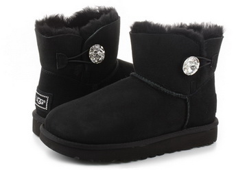 Ugg Csizma Mini Bailey Button Bling