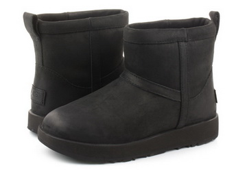 2fdad699dc0 Ugg Boots - Classic Mini Leather Waterproof - 1019641-BLK - Online shop for  sneakers, shoes and boots