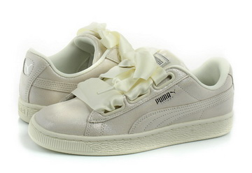 newest ba23a ae168 Puma Shoes - Basket Heart Ns Wns - 36410802-wht - Online shop for sneakers,  shoes and boots