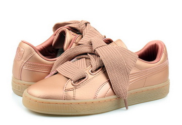 finest selection 0627f a28e6 Puma Shoes - Basket Heart - 36546301-ros - Online shop for sneakers, shoes  and boots