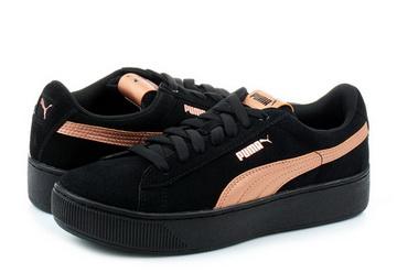 b4010fd705b8 Puma Cipő - Vikky Platform - 36596501-blk - Office Shoes Magyarország