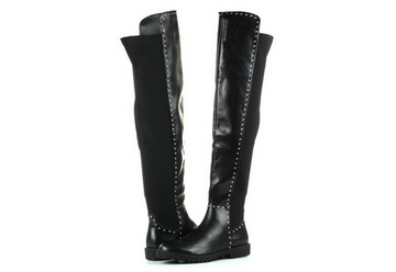 7a6d11b02b Kitten Casual Crna Čizme - Agneta - Office Shoes - Online prodavnica ...