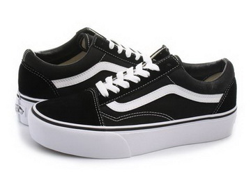 Vans Shoes - Ua Old Skool Platform - VA3B3UY28 - Online shop for sneakers, shoes and boots