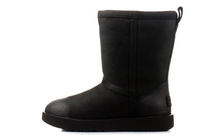 Ugg Vysoké Boty Classic Short Leather Waterproof 3