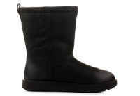Ugg Vysoké Boty Classic Short Leather Waterproof 5