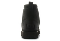 Ugg Vysoké Boty Classic Mini Leather Waterproof 4