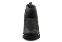 Ugg Vysoké Boty Classic Mini Leather Waterproof 6