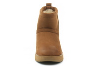 Ugg Csizma Classic Mini Leather Waterproof 6