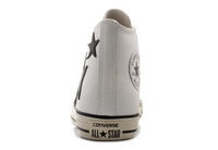 Converse Tornacipő Ct As Leather Stars 4