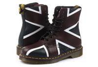 Dr Martens Boty#Farmářky Pascal Brit - 8 Eye Boot
