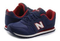 New Balance-Nízké boty-Kj373