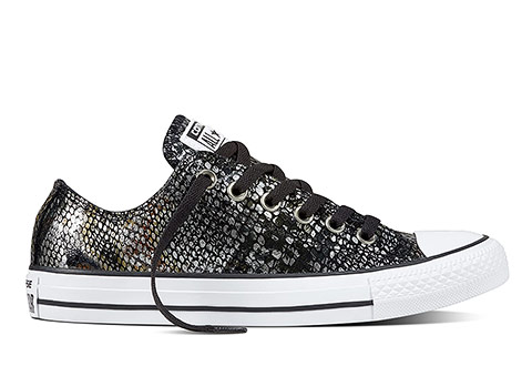Converse Patike Chuck Taylor All Star Fashion Snake