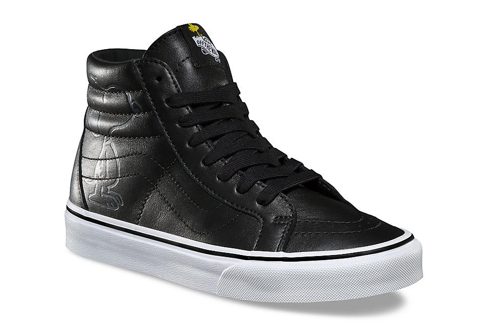 Vans Duboke Patike Vans X Peanuts SK8-Hi Reissue Shoes
