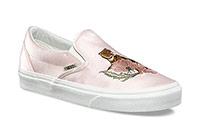 California Souvenir Slip-On Shoes