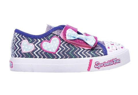 Skechers Patike Sprinkle Toes: Skippers - Polkadot Doodles