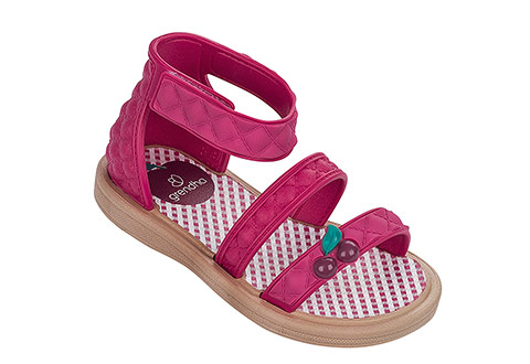 Ipanema Sandale Cherry