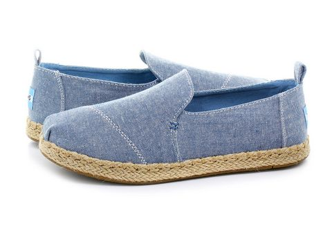 Toms Slip-on Deconstructed Alpargata