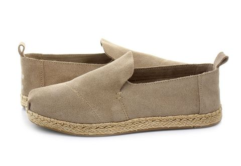 Toms Nazúvacie Slip-on Deconstructed Alpargata