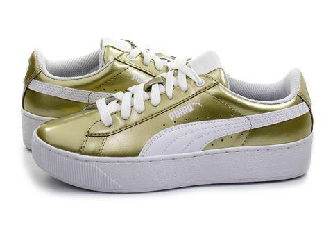 Puma Pantofi Puma Vikky Platform Metallic