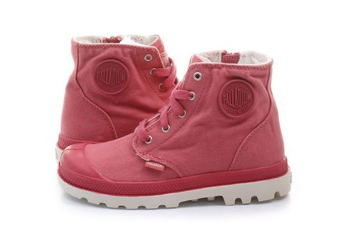 Palladium Shoes Pampa Hi Zipper