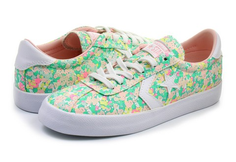 Converse Sneakers Breakpoint Flower Print