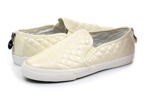 Geox Cipő New Club Slip On