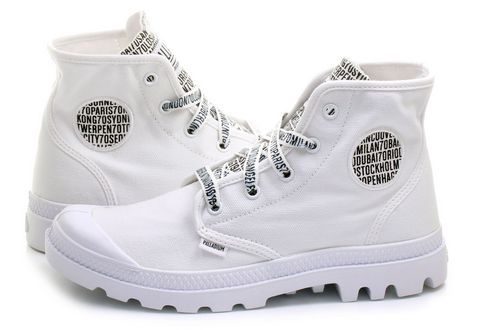 Palladium Shoes Pampa Hi