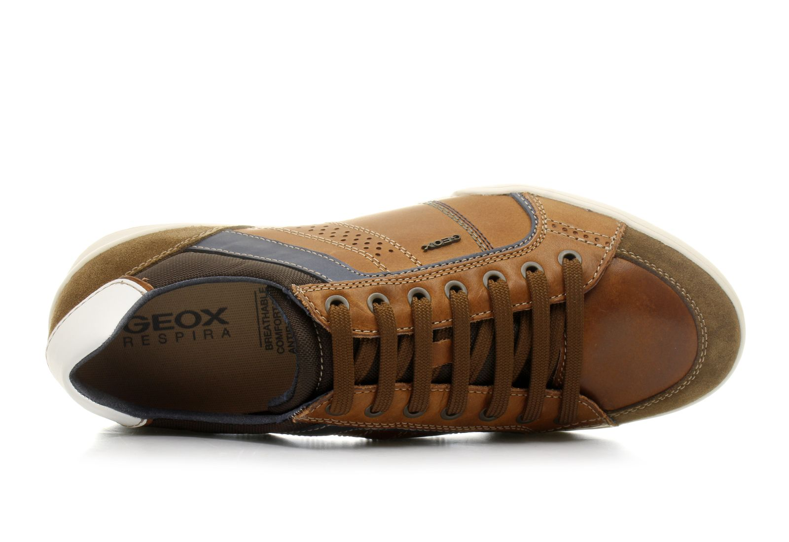 Geox Półbuty - Kristof - 0EA-FF22-0235 - Obuwie i buty damskie ... b4204a674a
