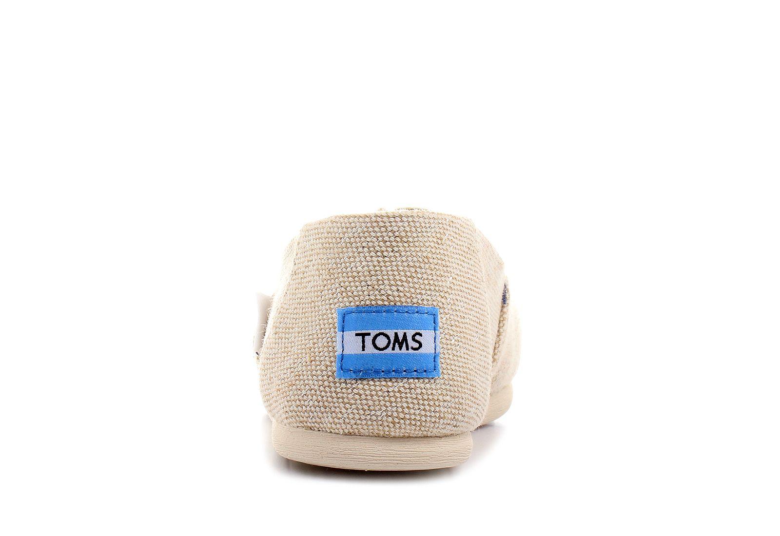 6a6c52058db Toms Shoes - Alpargata - 10009756-nat - Online shop for sneakers ...