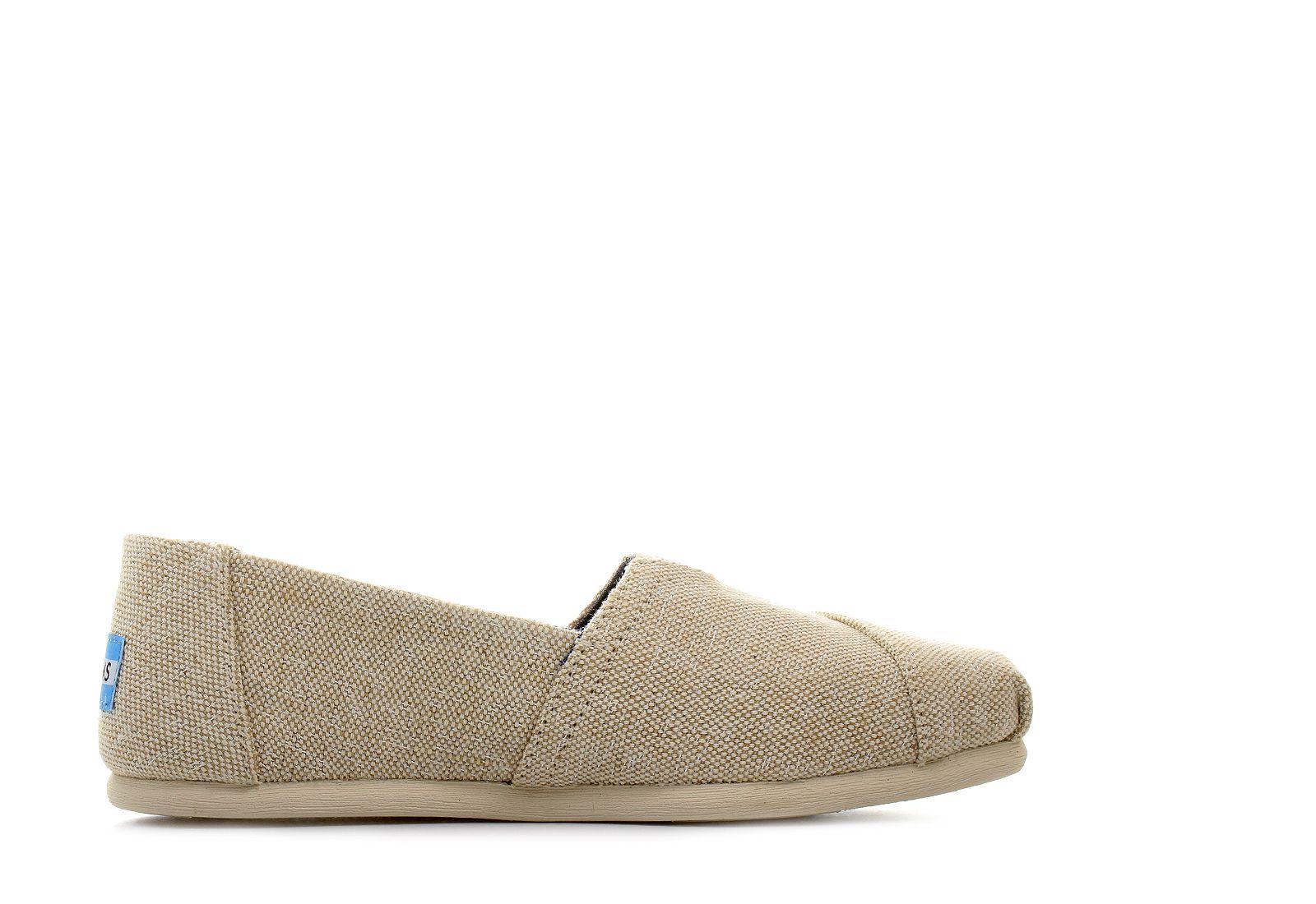 Toms Cipő Alpargata 10009756 nat Office Shoes Magyarország