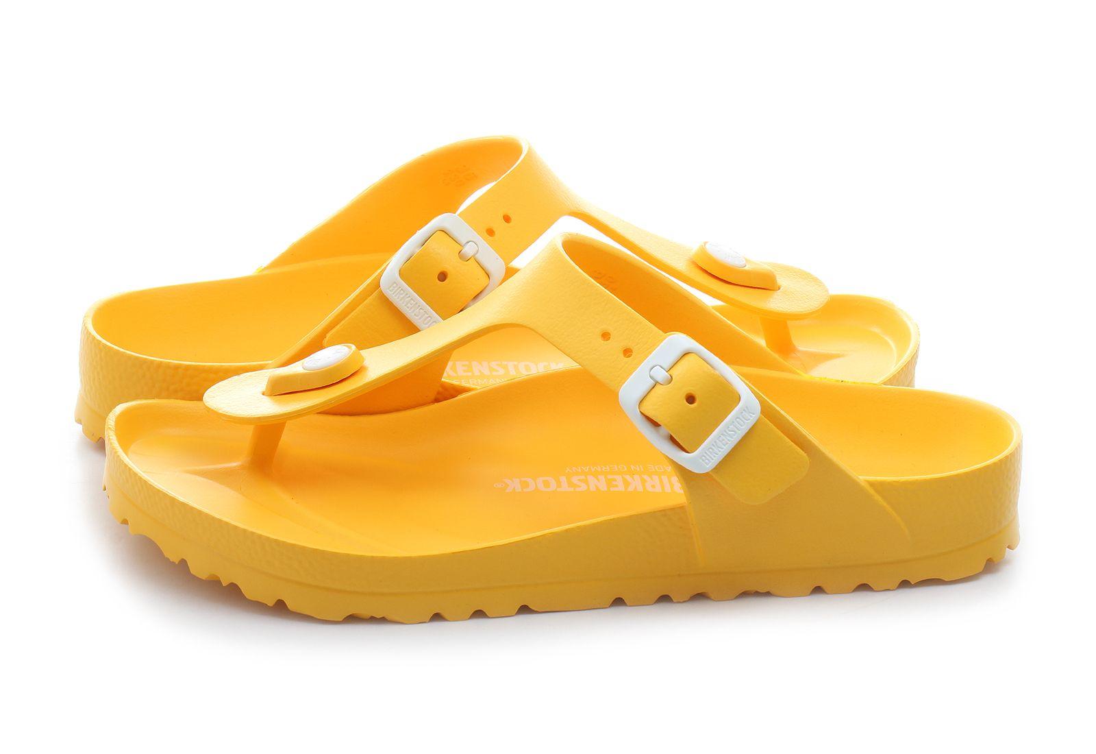 birkenstock slippers gizeh eva 1003525 ylw online. Black Bedroom Furniture Sets. Home Design Ideas