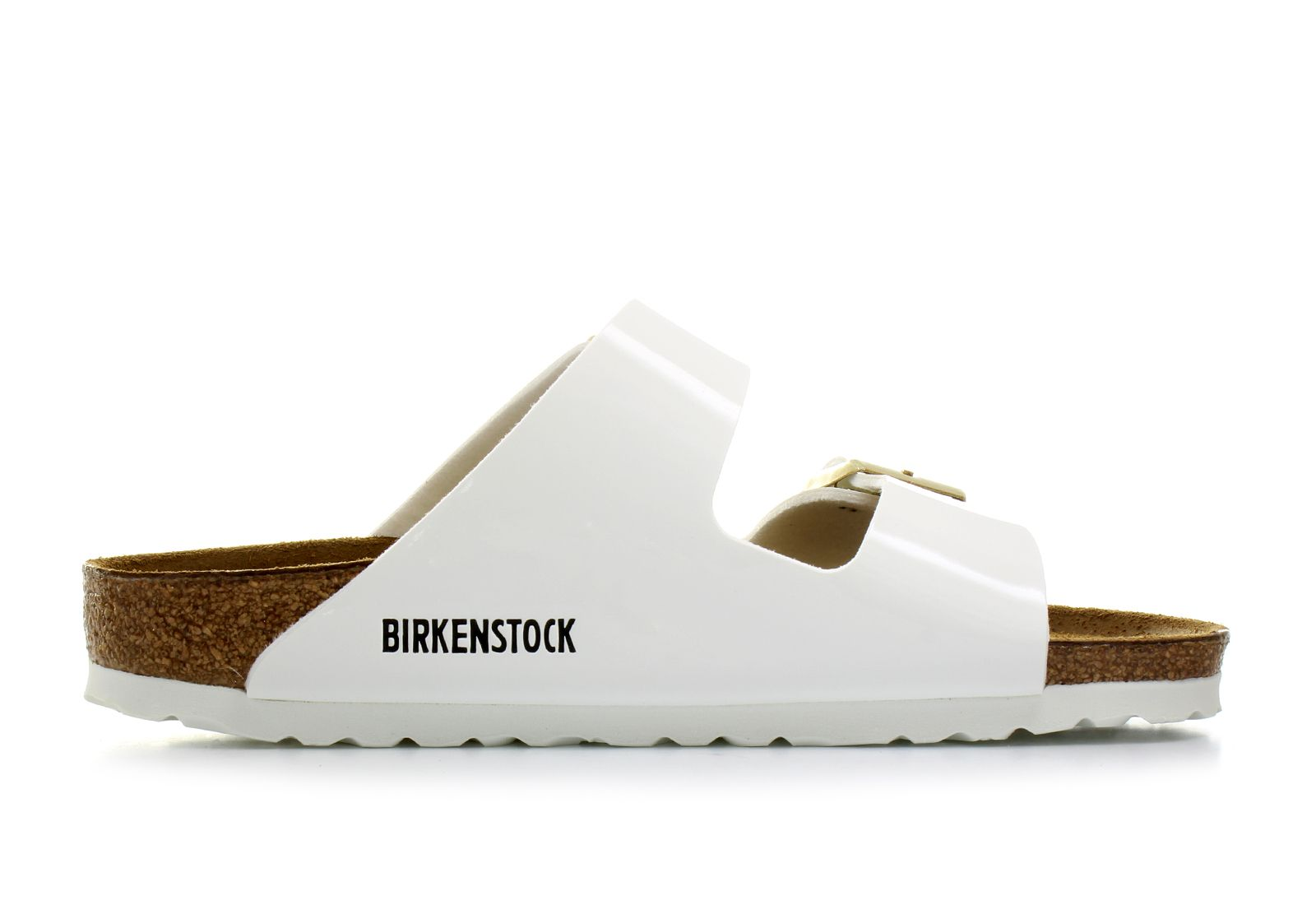 6bf278137849 Birkenstock Pantofle - Arizona - 1005294-whtTenisky