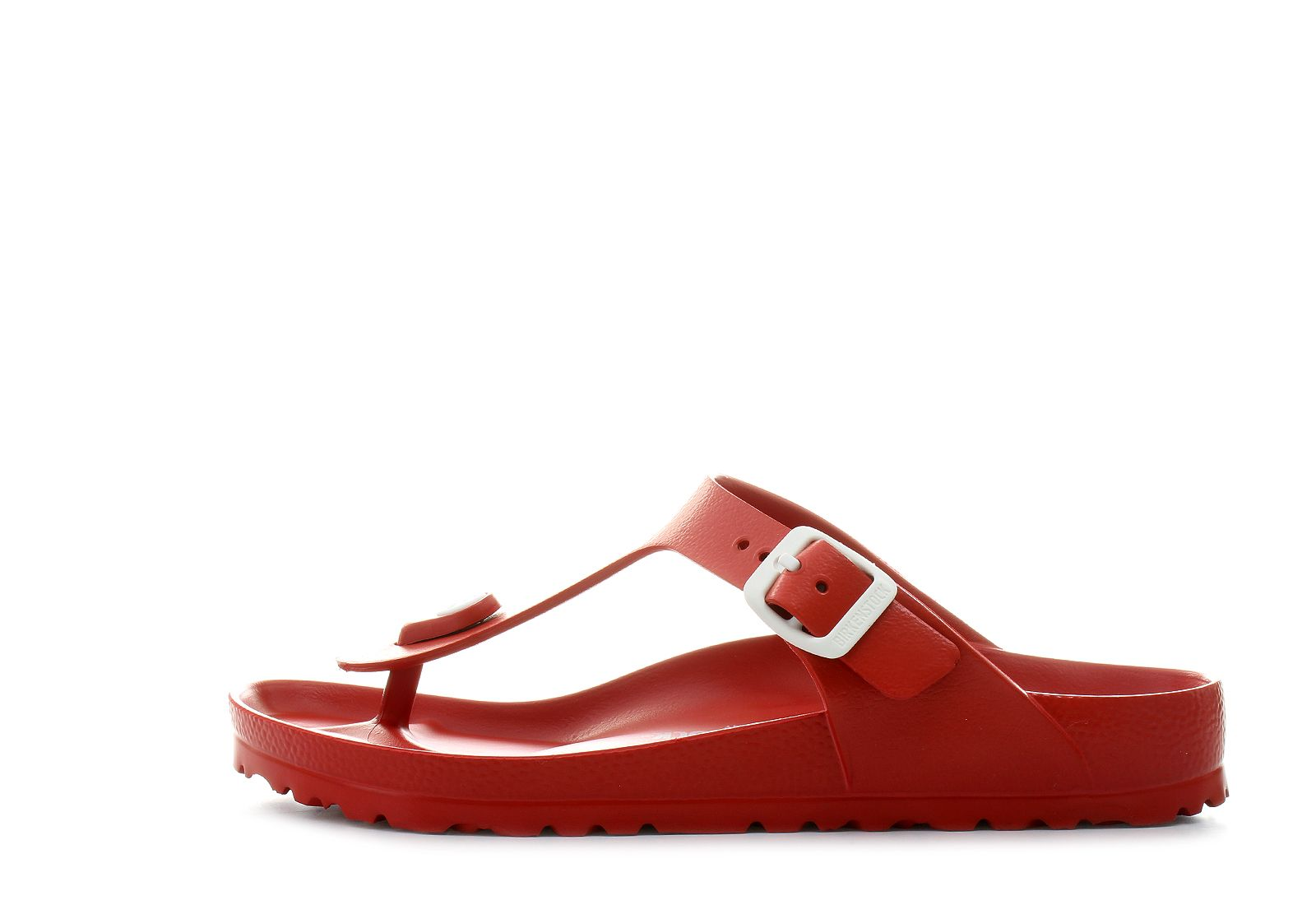 9ab5151c58d Birkenstock Slippers - Gizeh Eva - 128231-red - Online shop for ...