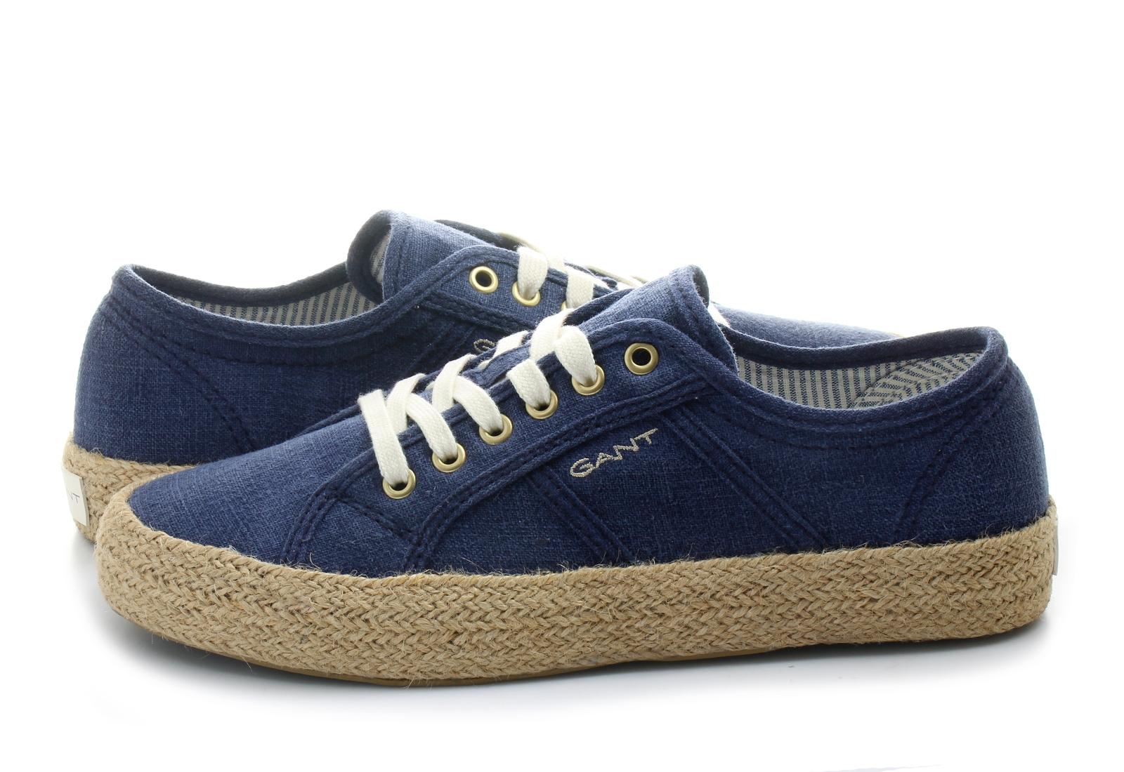 Gant Shoes Zoe Linen 14538643 G69 Online Shop For