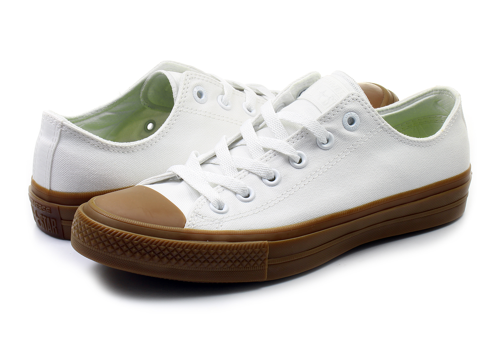 e2d9786cf705 Converse Sneakers - Chuck Taylor All Star II Gumsole Ox - 155502C ...