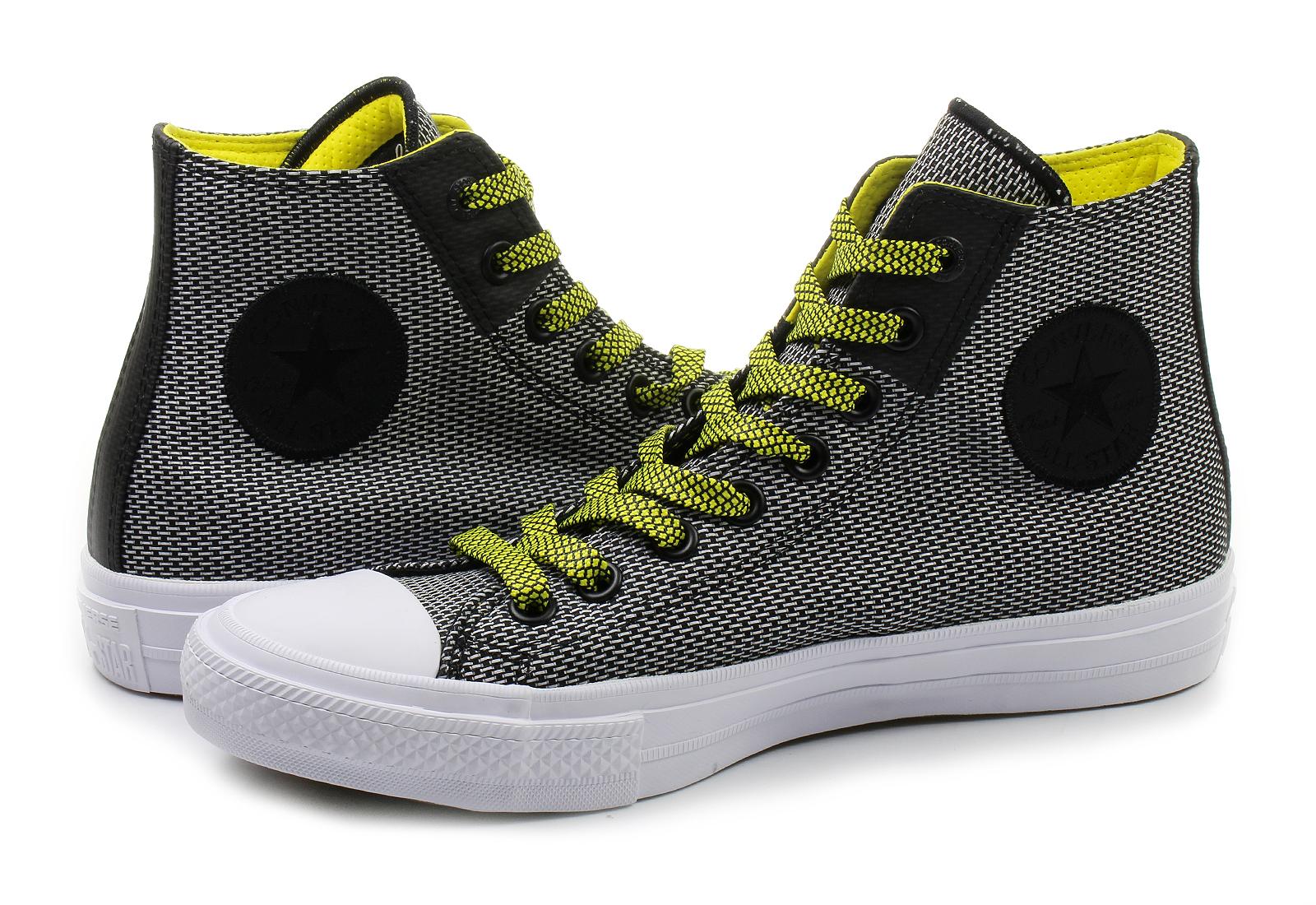Converse Visoke Cipele Crne Tenisice - Chuck Taylor All Star II Specialty Hi  - Office Shoes - Online trgovina obuće a77ba9acaf6
