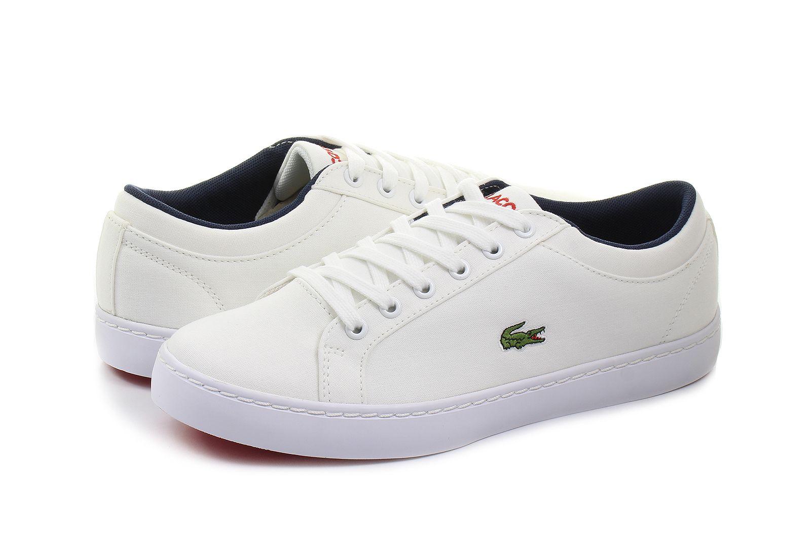 Lacoste Cipő - Straightset Lace - 171caj1036-001 - Office Shoes ... 7343324da2