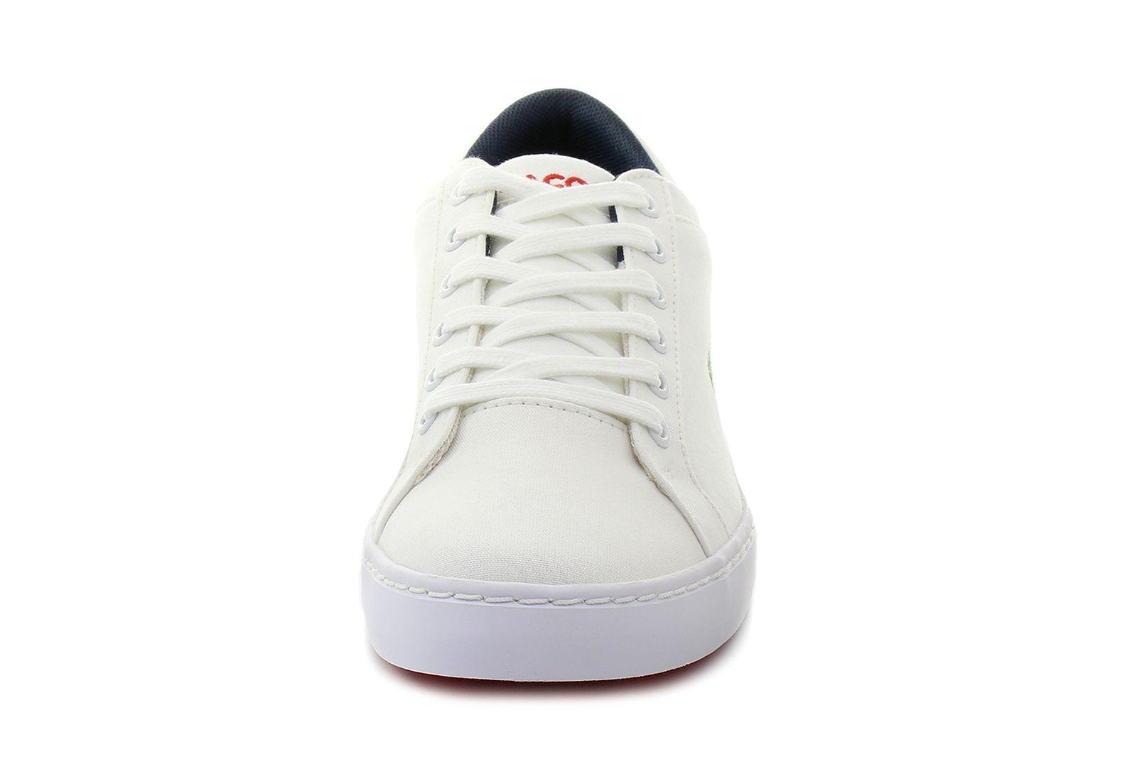 Lacoste Shoes - Straightset Lace - 171caj1036-001 - Online shop for ... 88ce719a5e