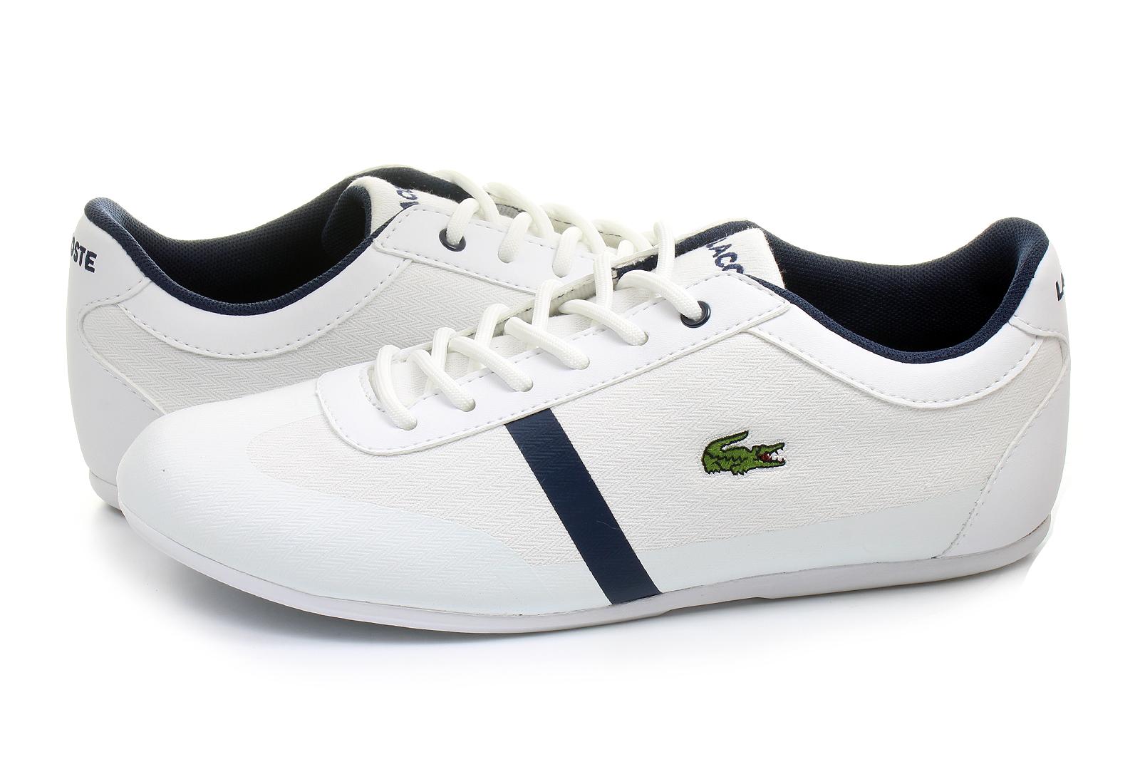 Lacoste Cipő - misano - 171spj0138-001 - Office Shoes Magyarország 44297a7eeb