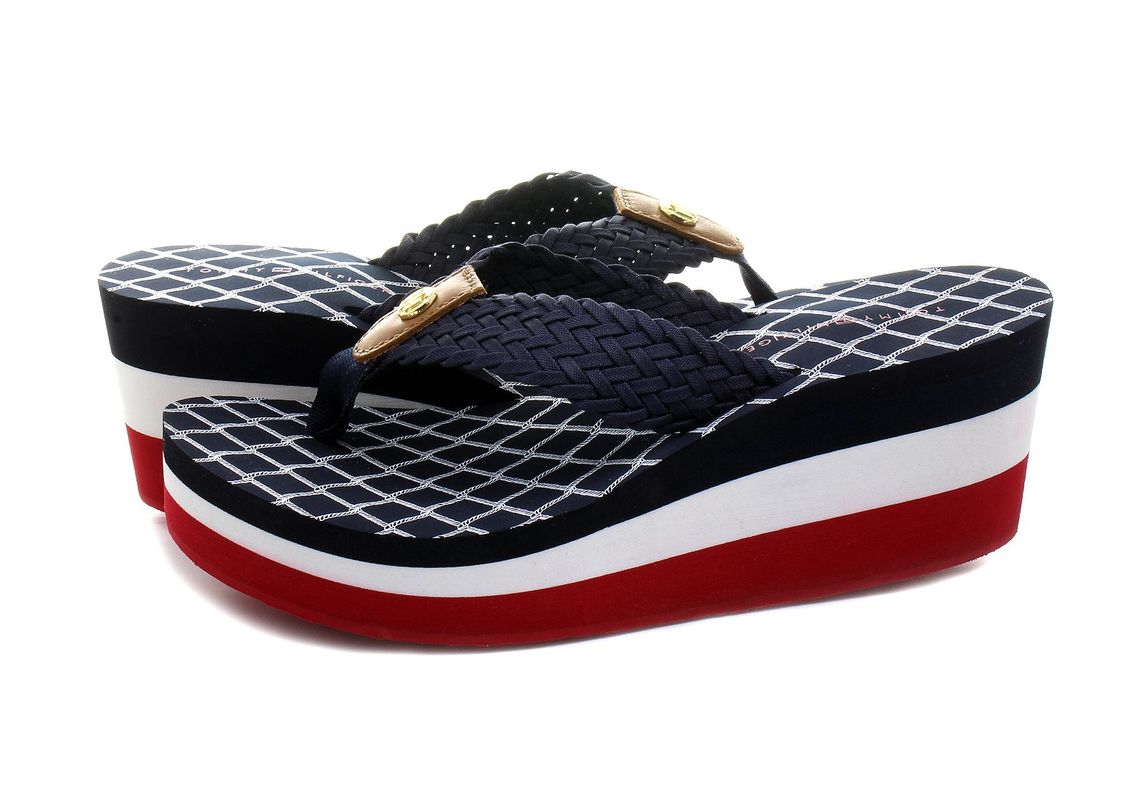 Tommy Hilfiger Papucs - Mariah 3d - 17S-0473-403 - Office Shoes ... 167363a561
