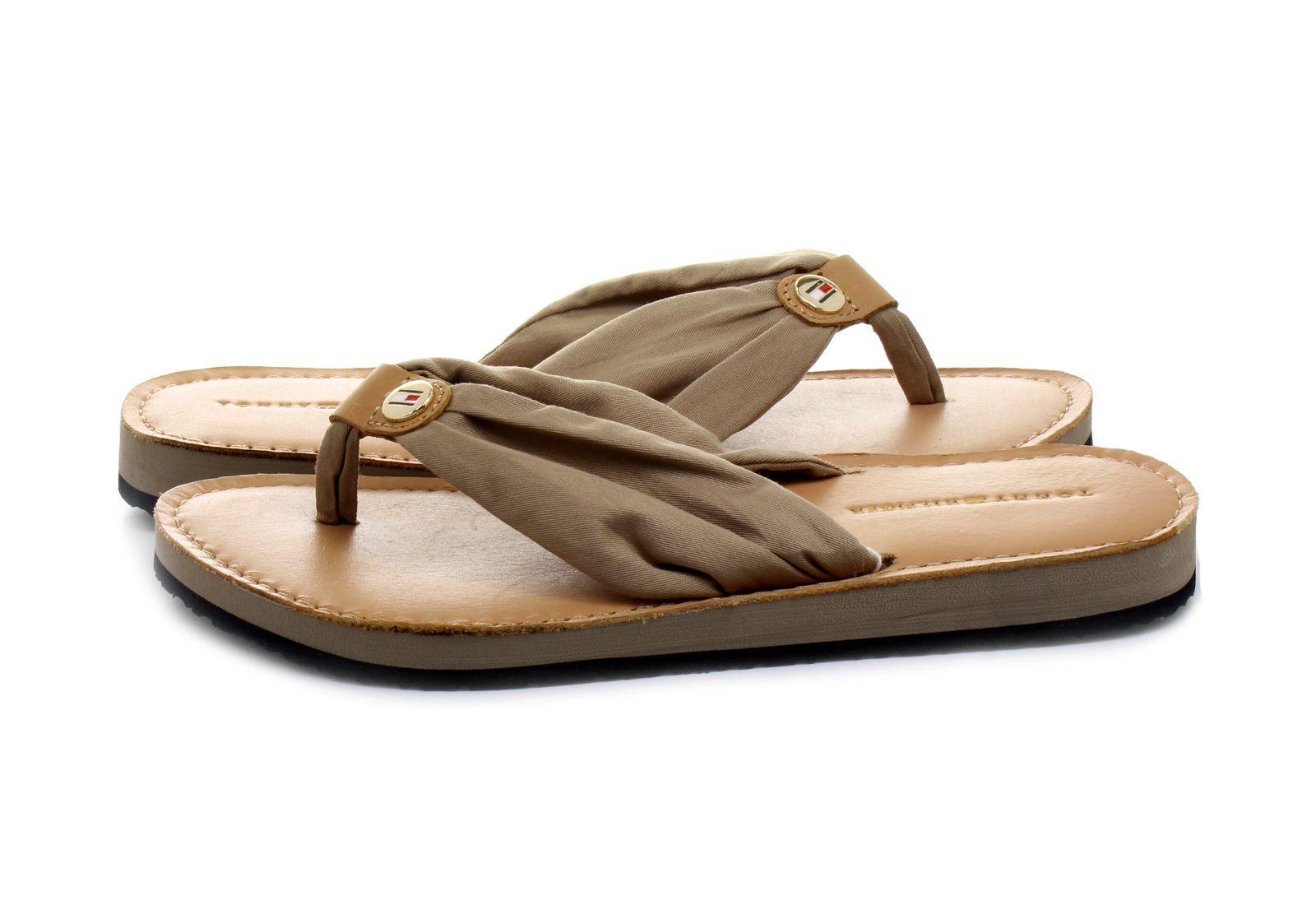 Tommy Hilfiger Papuče I Natikače Smeđe Papuče I Natikače - Monica 14d3 - Office  Shoes - Online trgovina obuće ab8fa6a6a9