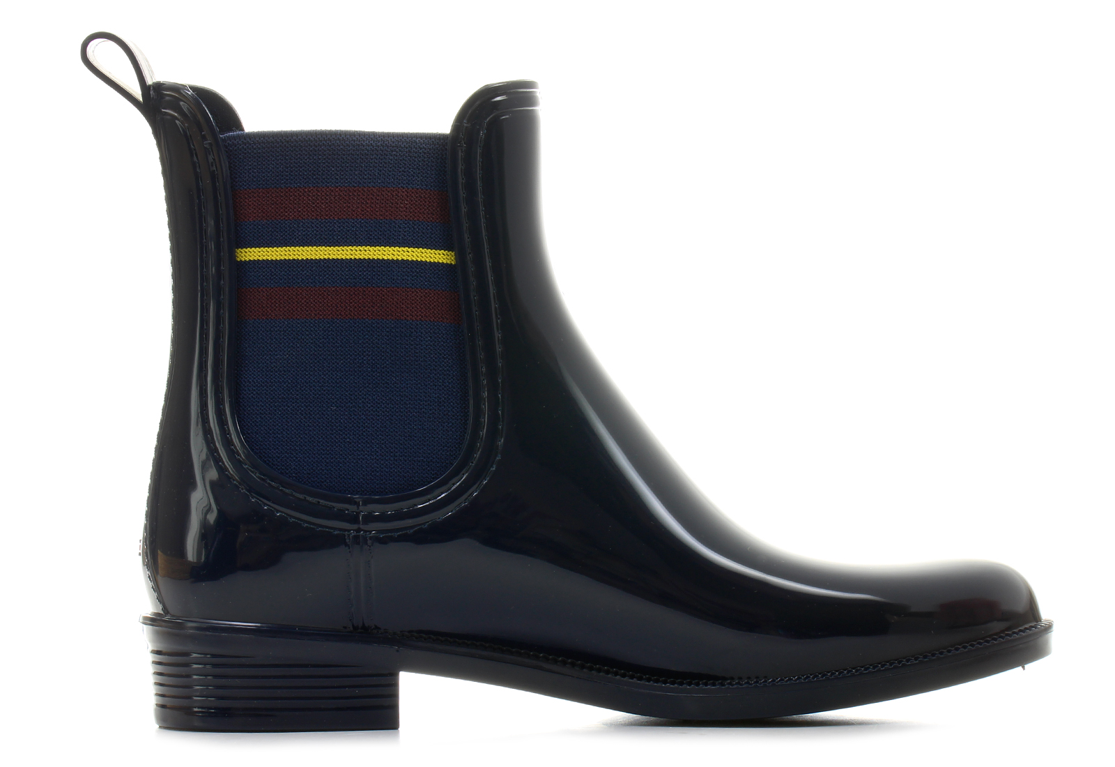 tommy hilfiger boots odette 7r 17s 0519 406 online. Black Bedroom Furniture Sets. Home Design Ideas