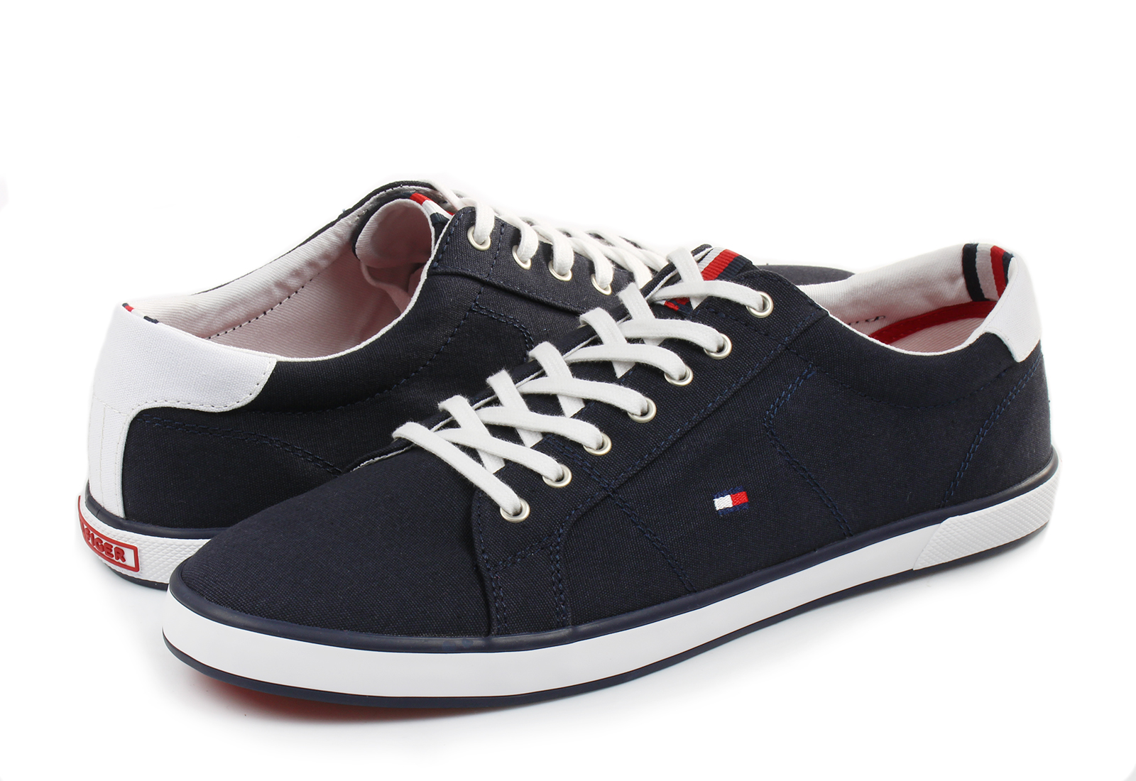 Tommy Hilfiger Cipő - Harlow 1 - 17S-0596-403 - Office Shoes ... b8122a043d
