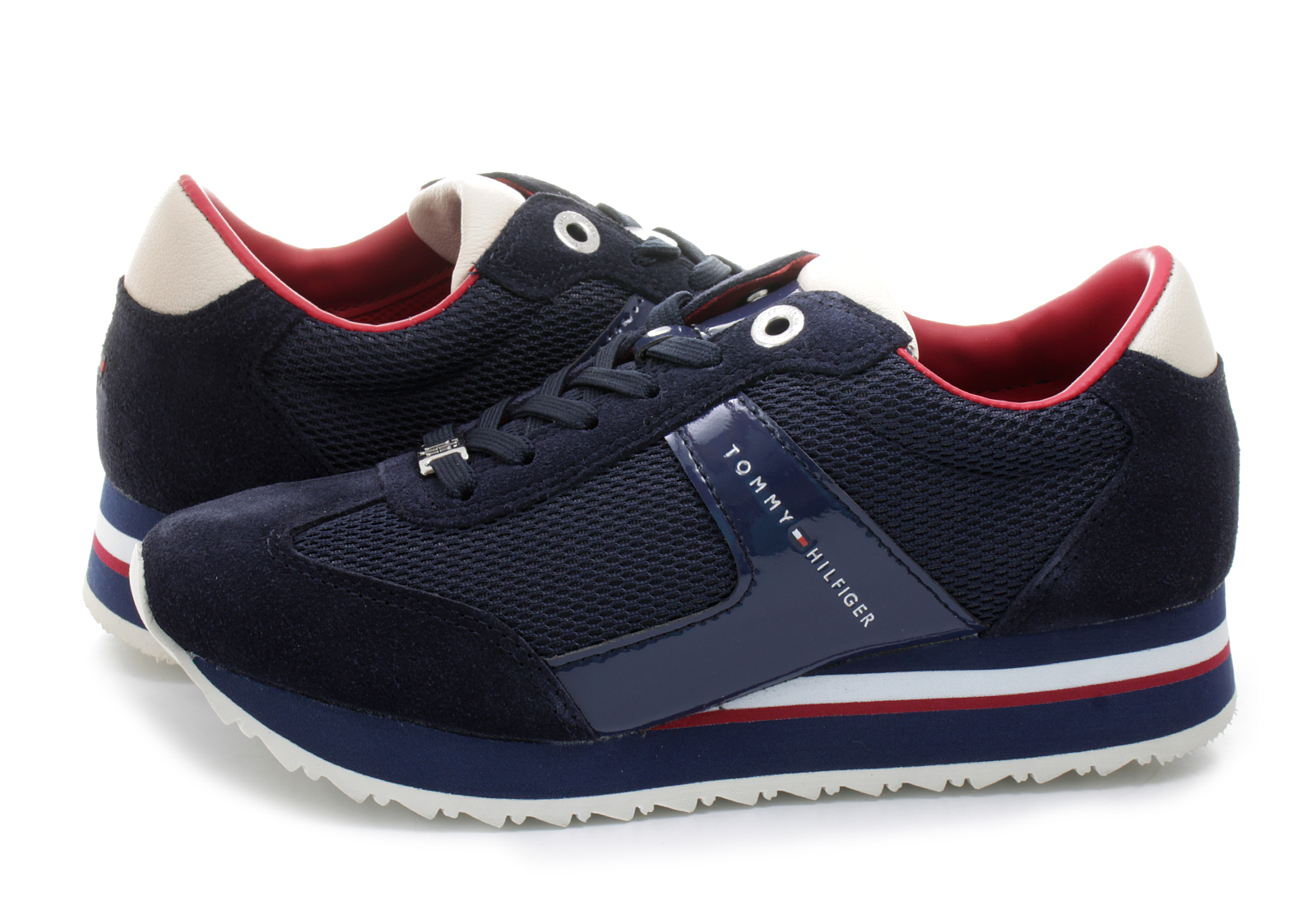 tommy hilfiger shoes angel 1c1 17s 0627 406 online shop for sneakers shoes and boots. Black Bedroom Furniture Sets. Home Design Ideas
