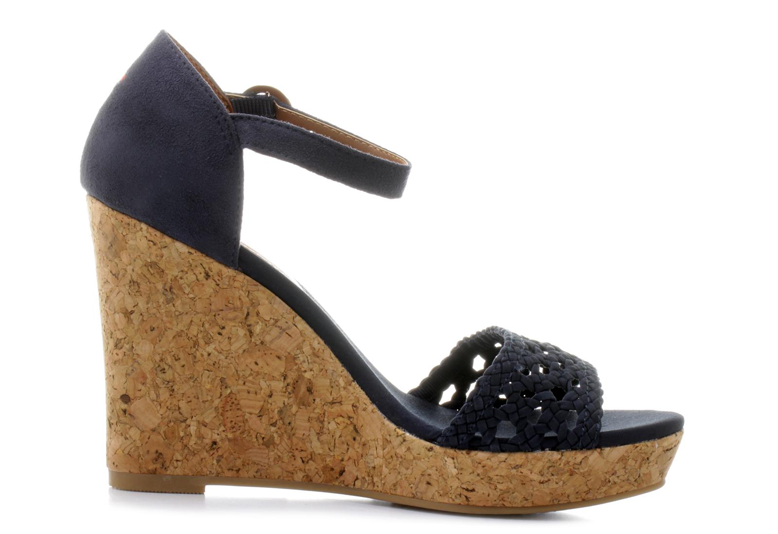 1177e6d5a Tommy Hilfiger Sandals - Edel 5c - 17S-0713-403 - Online shop for ...