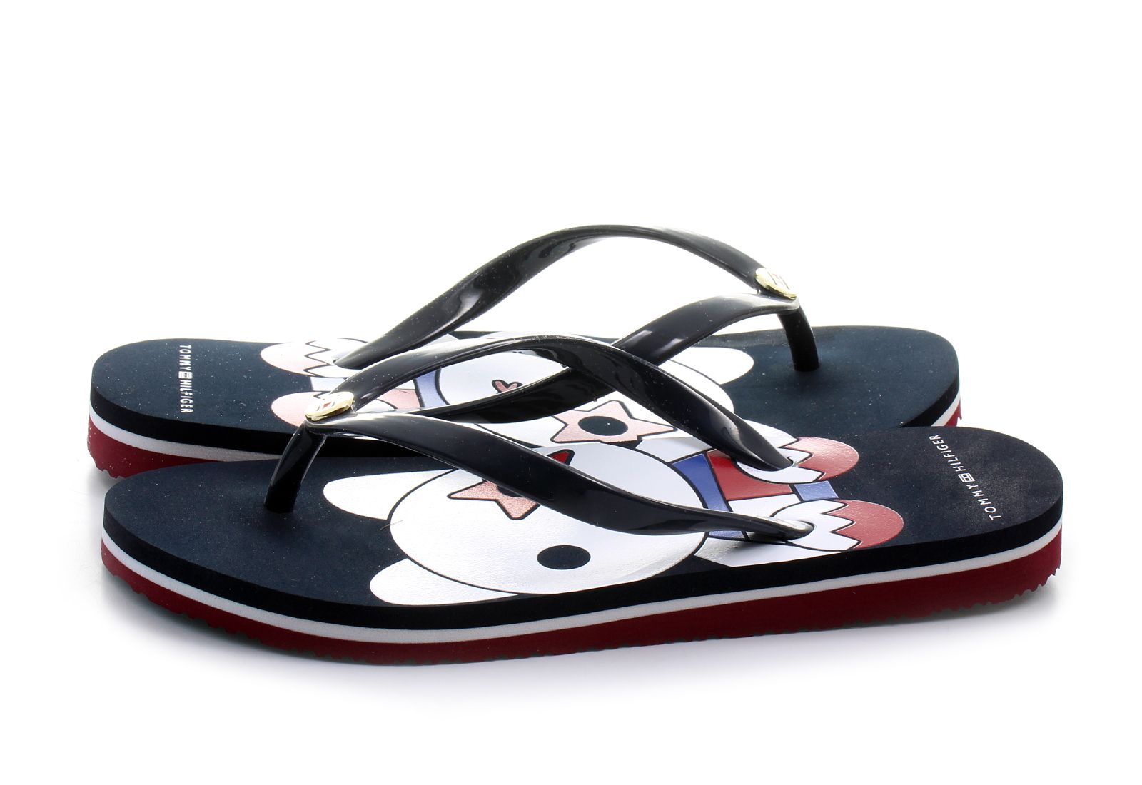 tommy hilfiger slippers mellie mascot 17s 0857 403. Black Bedroom Furniture Sets. Home Design Ideas