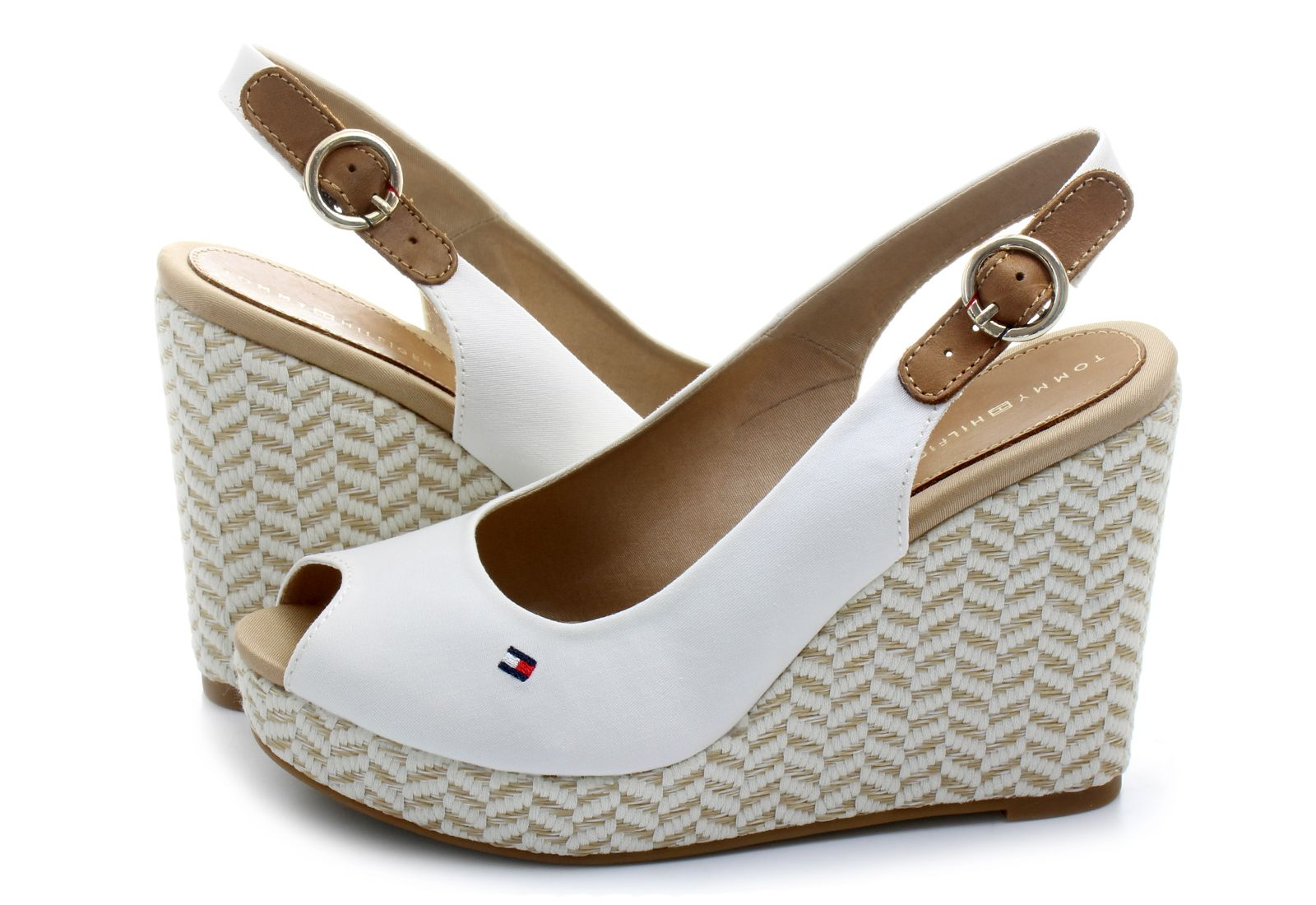 2b5290e1edc Tommy Hilfiger Sandale - Elena 57d - 17S-0908-016 - Office Shoes ...