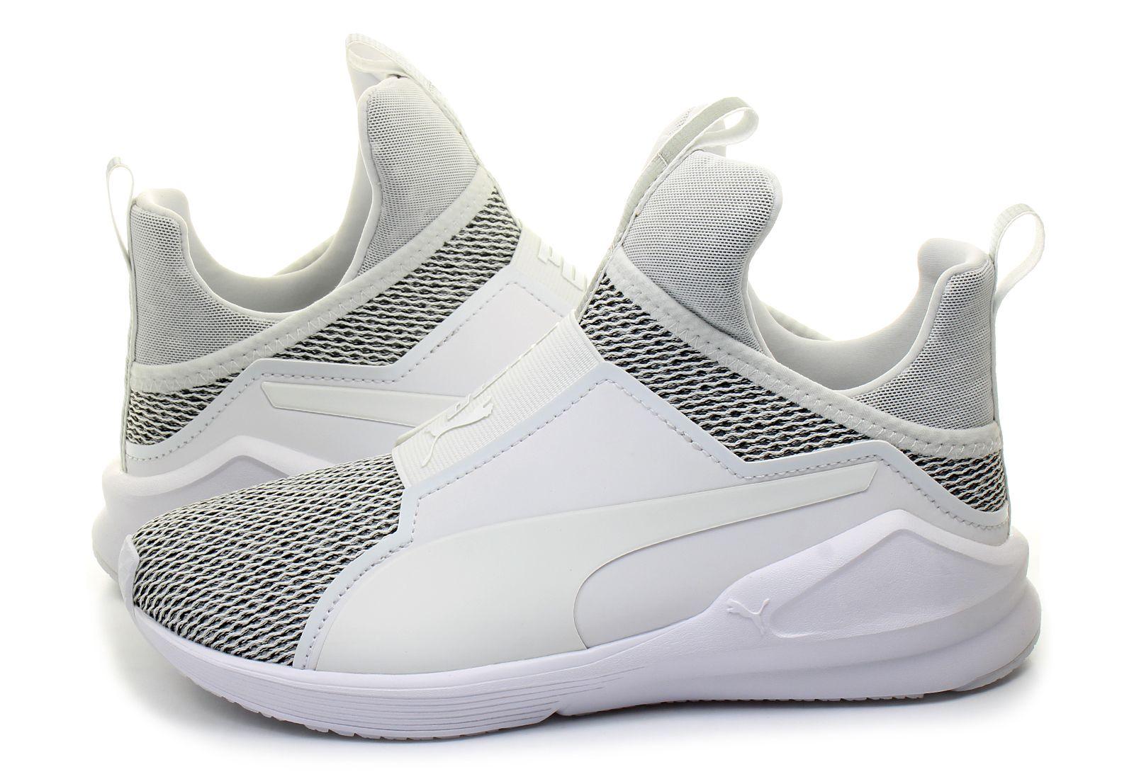 Puma Cipő - Fierce Knit - 19030302-wht - Office Shoes Magyarország 838d377357