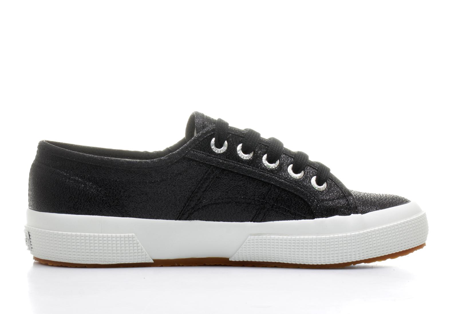 Superga Cipő Sg2730 SG2730 blk Office Shoes Magyarország